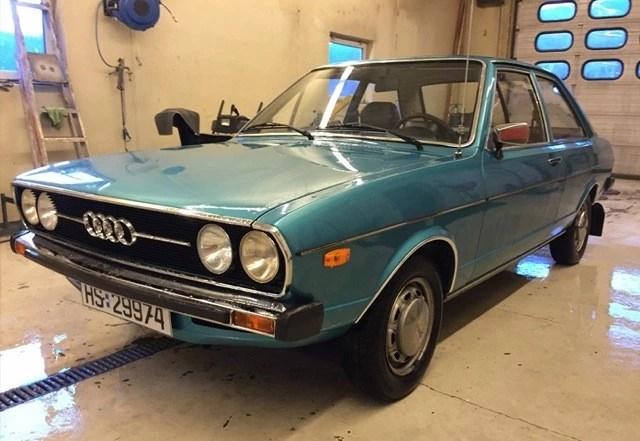 1975 Audi 80