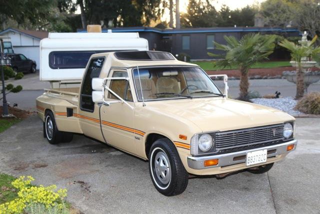 1981 Toyota Sunrader
