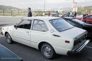 Early 70's Toyota Corola