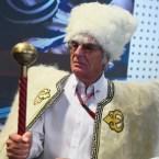 bernie ecclestone cossack