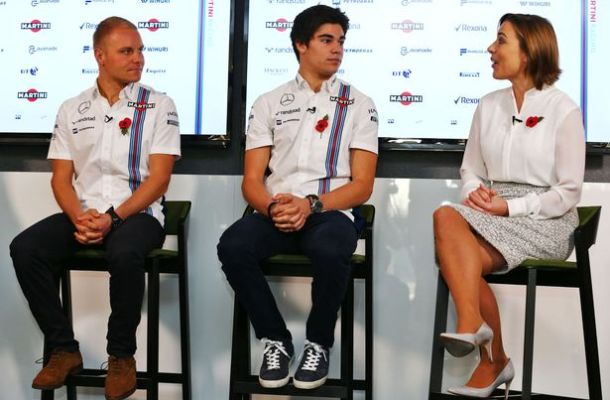 Williams sign Lance Stroll for 2017 season