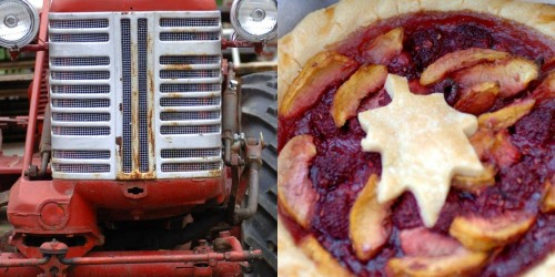 tractor and pie shot for grow