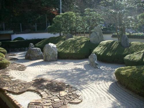 komoyo garden karensanui garden rock garden japanese temple