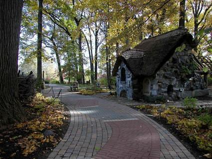 winterthur gardens enchanted woods