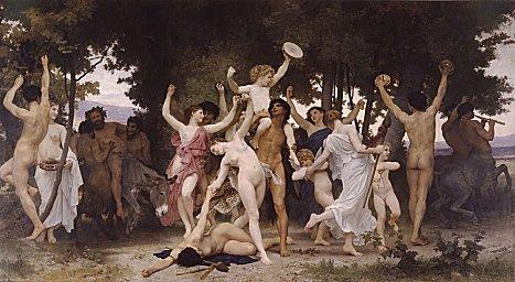 saturnalia roman celebration