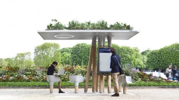 Mathieu Lehanneur WiFi Station