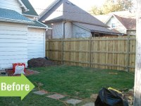 Before & After: Christopher & Rachel's Amazing Backyard ...