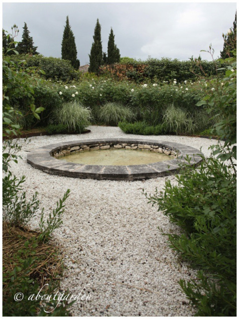 Alchemist's garden white garden by about gardens via www.pithandvigor.com