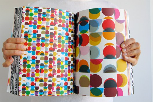 Geometric Pattern Book by Kapitza | Pitter Pattern | Veronica Galbraith