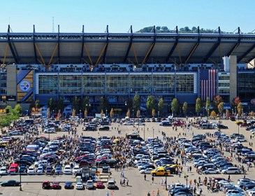 Tailgating the Pittsburgh Panthers