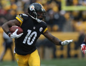 Steelers Activate Martavis Bryant, Cut Ross Ventrone
