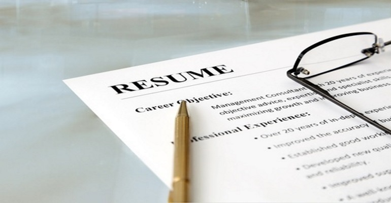 Get Your Resume in Good Form