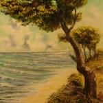 151 - isola di motya (antica marsala) 50 x 70