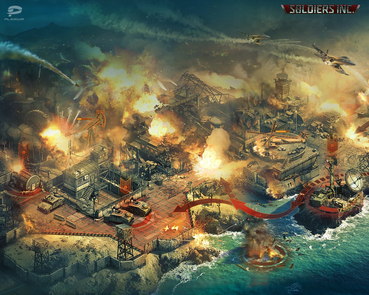 3d Money Wallpaper Soldiers Inc Images Pivotal Gamers