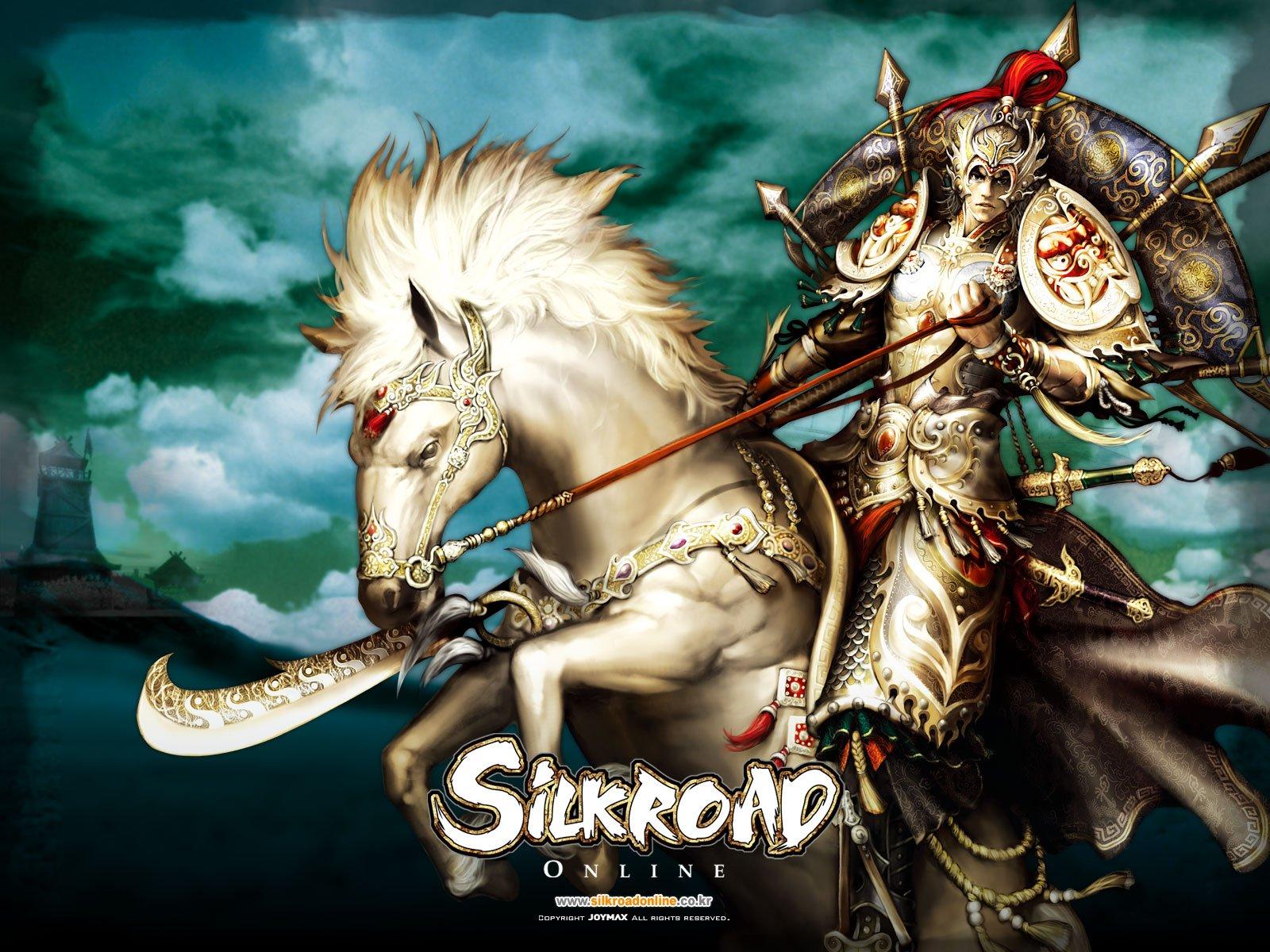 3d Server Wallpaper Silkroad Online Pivotal Gamers