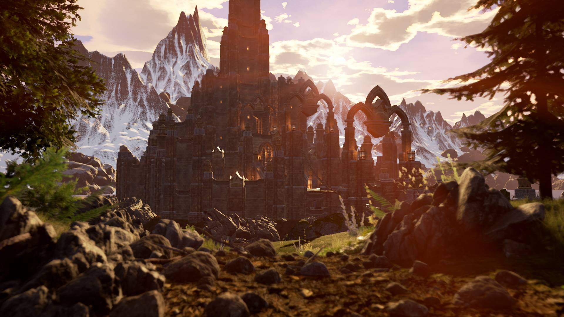 3d Changing Wallpaper Ashes Of Creation Pivotal Gamers