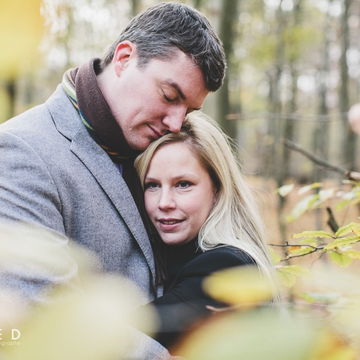 Autumn engagement session / E-session d'automne