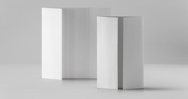 Psd Single Gate Fold Mockup US A4 Psd Mock Up Templates Pixeden - gate fold brochure mockup