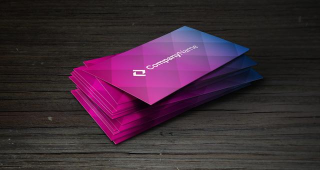 Corporate Business Card Vol 1 Business Cards Templates Pixeden
