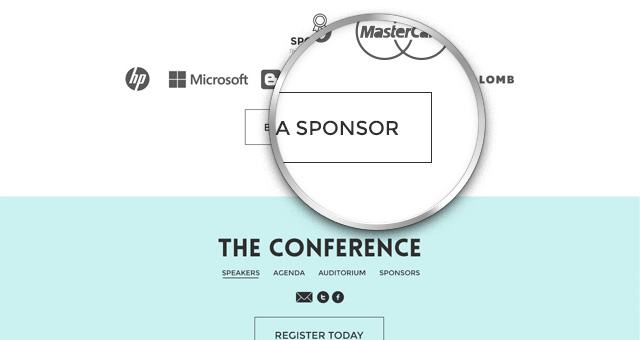 Psd Conference Website Template Psd Web Templates Pixeden - how to make an agenda for a meeting template
