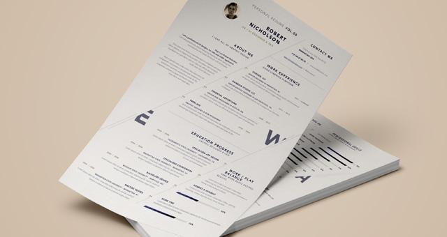 Pixeden Simple Resume Template Vol2 Fashion Catalog Template Catalog Templates Pixeden Simple Resume Template Vol7 Resumes Templates Pixeden