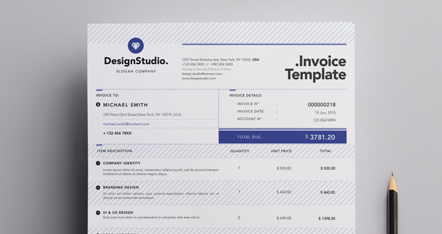 invoice free downloads