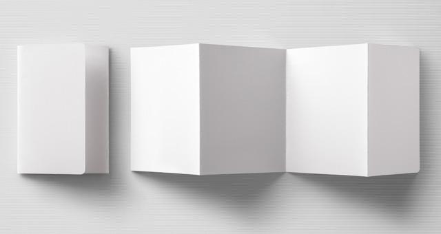 Psd Double Gate Fold Brochure Psd Mock Up Templates Pixeden - gate fold brochure mockup