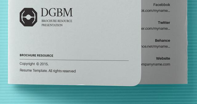 Psd Double Gate Fold Brochure Vol3 Psd Mock Up Templates Pixeden - gate fold brochure mockup