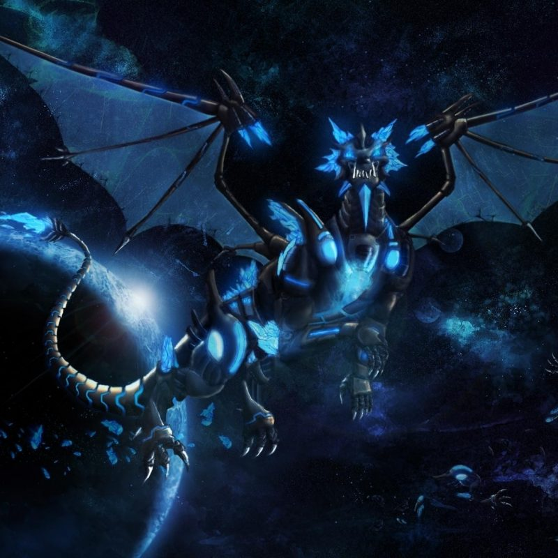 10 Top Black And Blue Dragon Wallpaper FULL HD 1920×1080 For PC