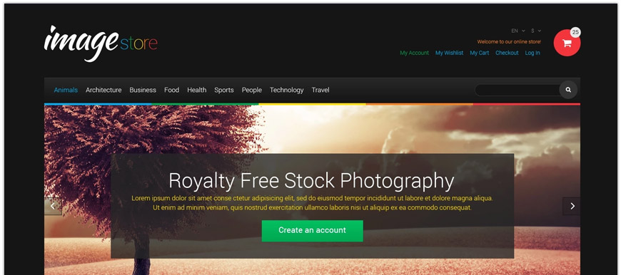 7 Photography Website Templates You Can\u0027t Miss - PixelEmu