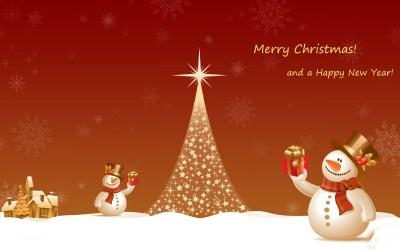 Merry Christmas and Happy new Year | PixelsTalk.Net
