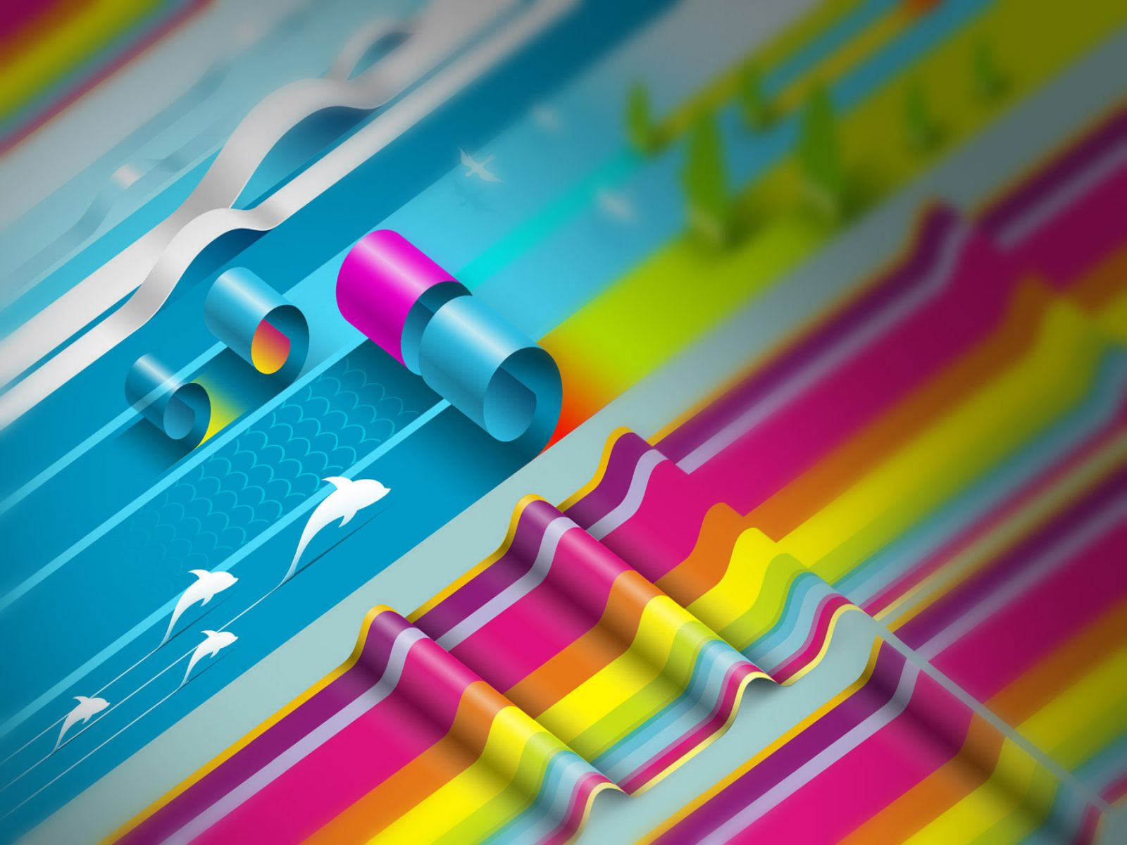 3d Liquid Abstract Wallpaper 3d Colorful Wallpapers Hd Pixelstalk Net