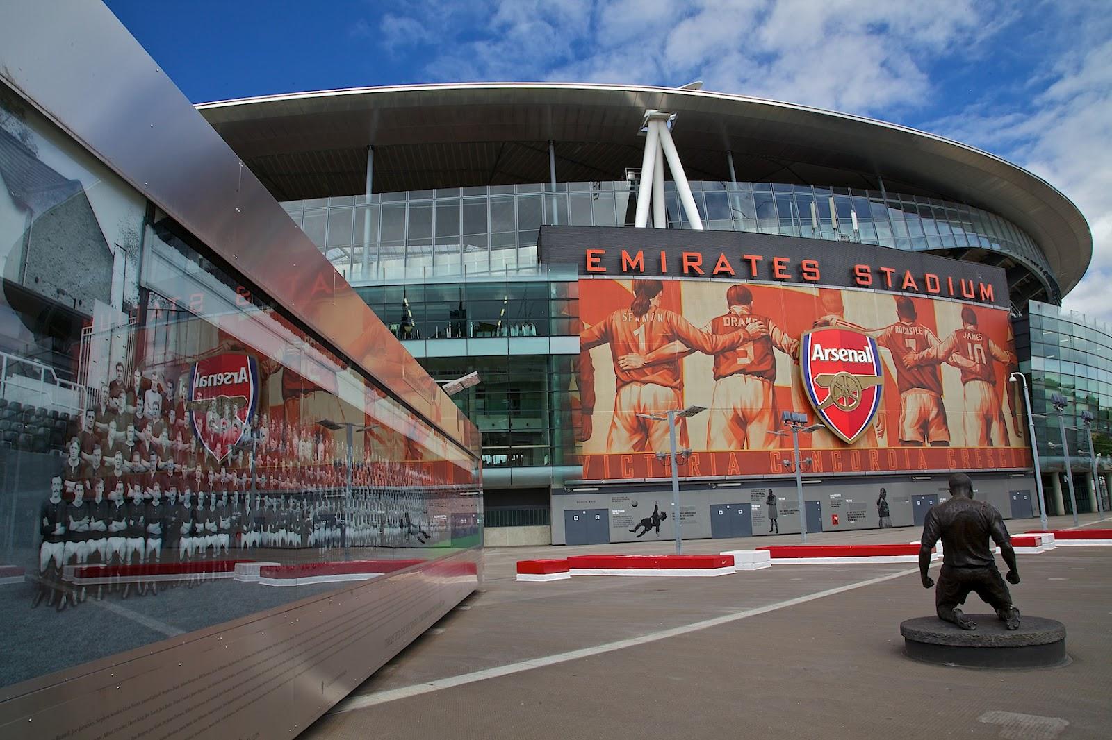 Emirates Wallpaper Hd Arsenal Emirates Stadium Wallpaper Hd Pixelstalk Net
