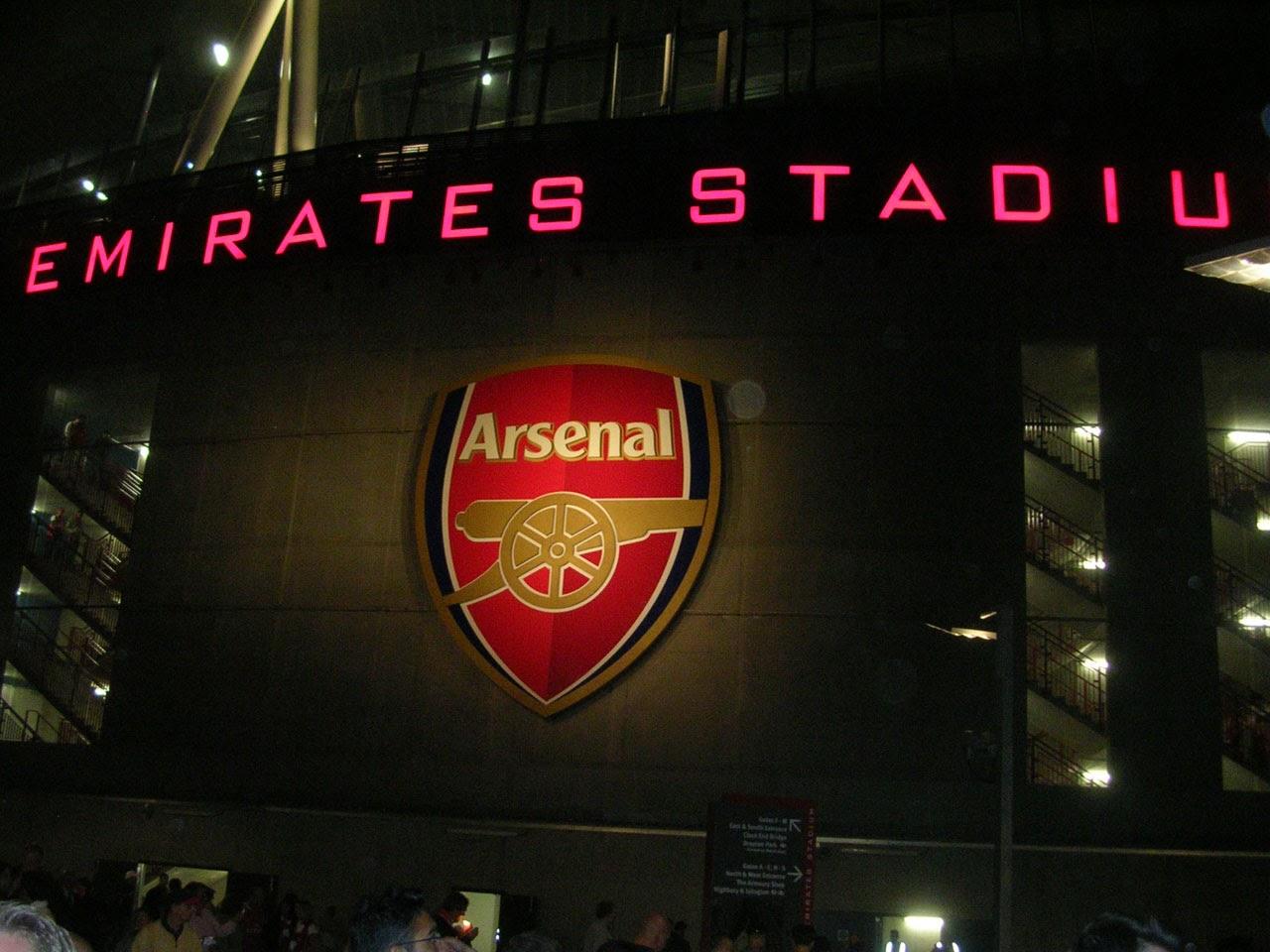 Arsenal Fc 3d Wallpapers Arsenal Emirates Stadium Wallpaper Hd Pixelstalk Net