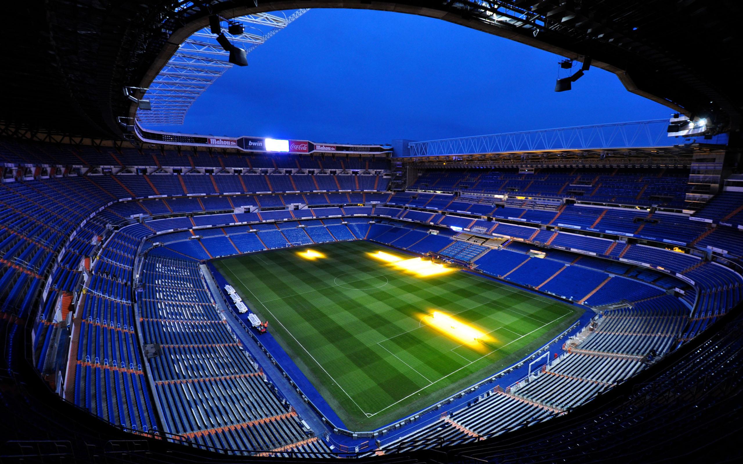 Real Madrid Wallpaper Full Hd Real Madrid Stadium Wallpapers Hd Pixelstalk Net