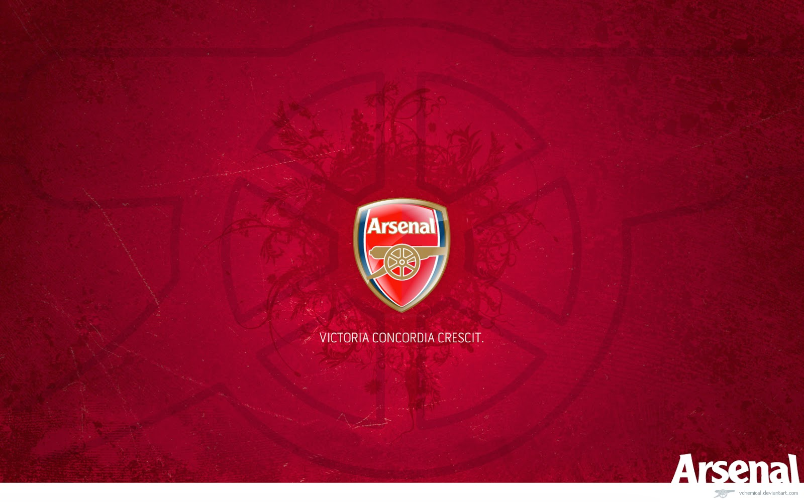 Arsenal Fc 3d Wallpapers Arsenal Wallpapers Hd Pixelstalk Net