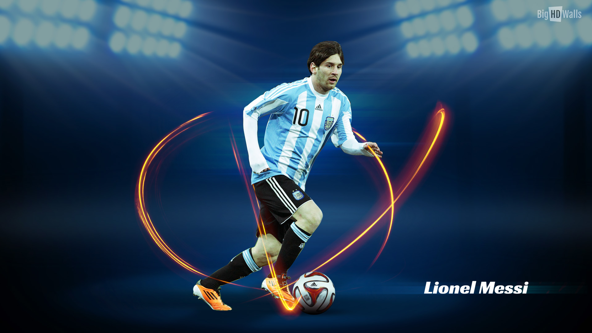 Manu 3d Name Wallpapers Messi Argentina Wallpapers Background Hd Pixelstalk Net