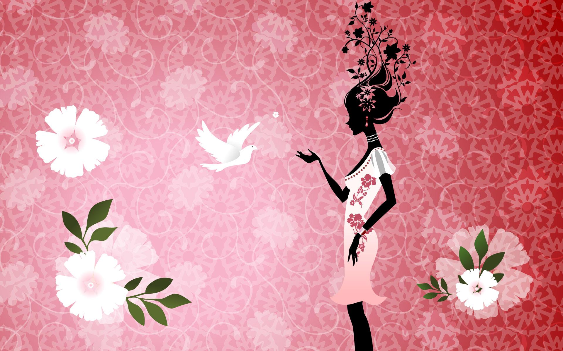 Cute Anime Love Couple Wallpaper Girly Wallpapers Hd Free Download Pixelstalk Net