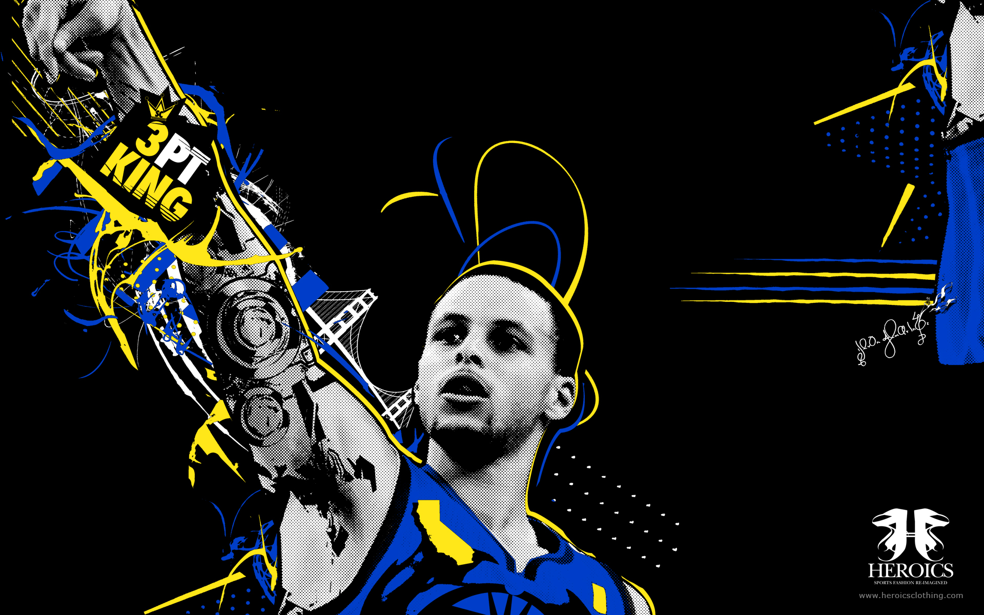 Kd Quotes Wallpaper Stephen Curry Wallpaper Hd For Basketball Fans