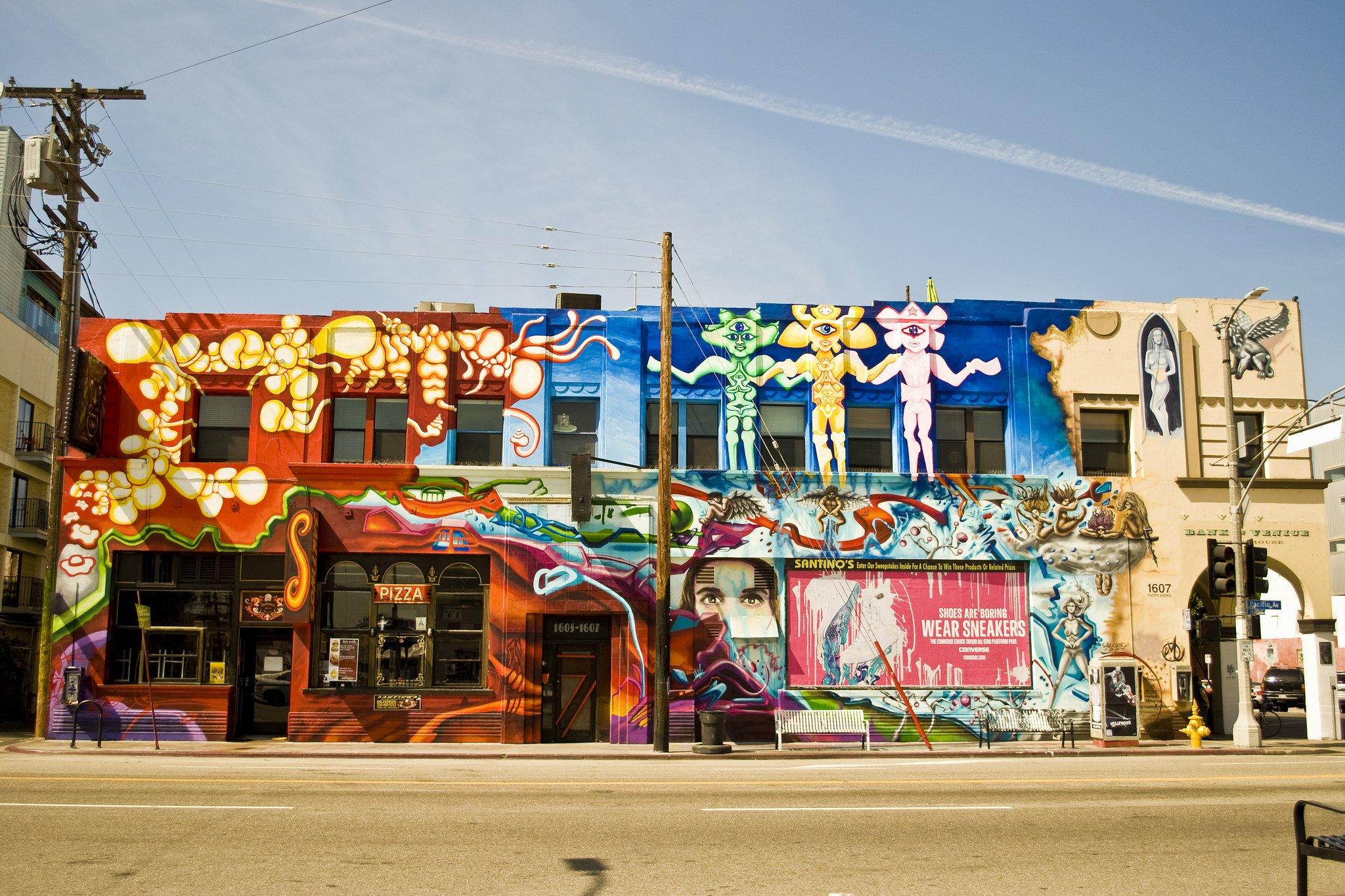 3d Street Art Graffiti Wallpaper Graffiti City Wallpapers Hd Download Free Pixelstalk Net