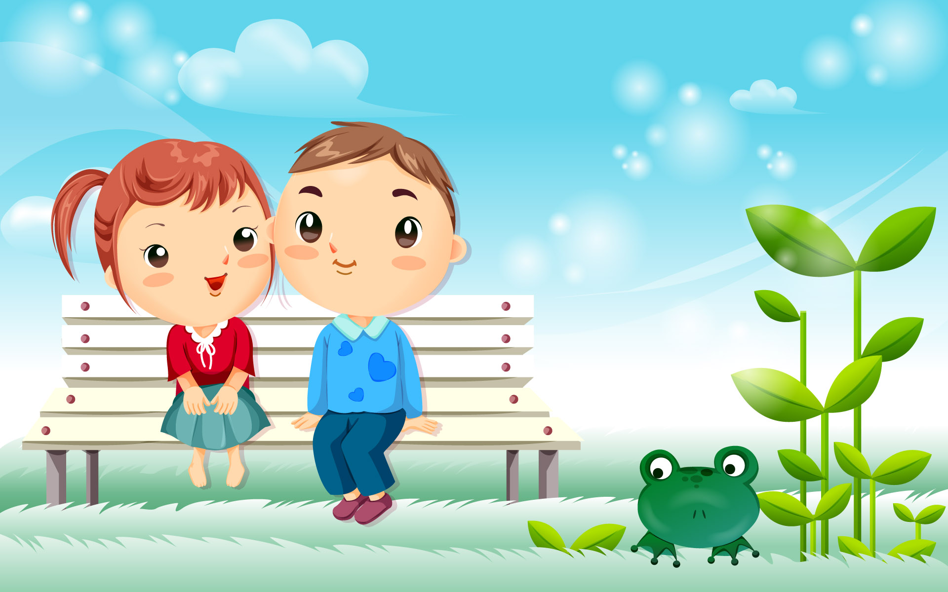 Cute Child Couple Wallpaper Hd Cute Girly Wallpapers Hd Pixelstalk Net
