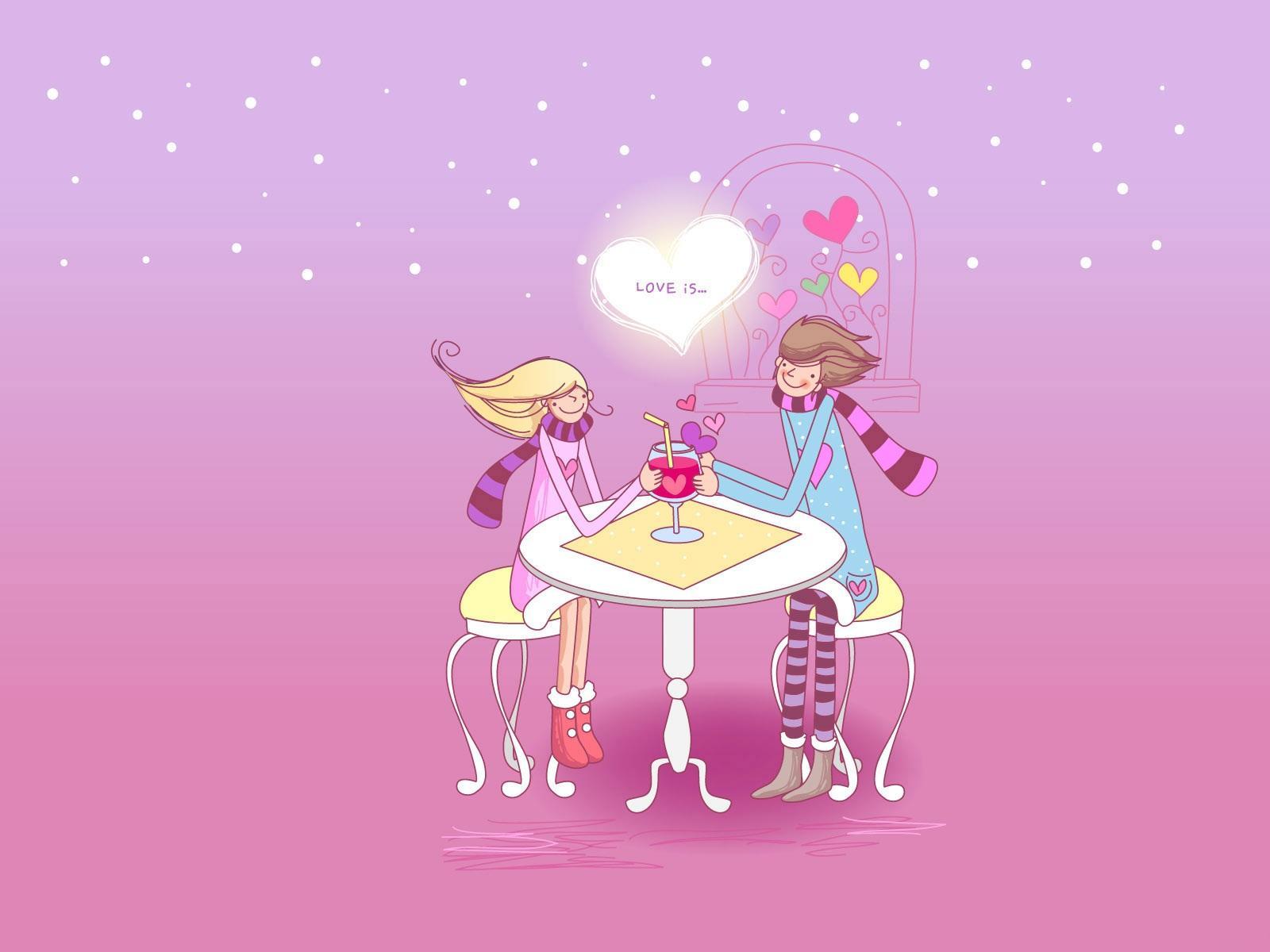 Girl Boy Love Birds Wallpaper Download Girly Wallpapers Hd Free Download Pixelstalk Net