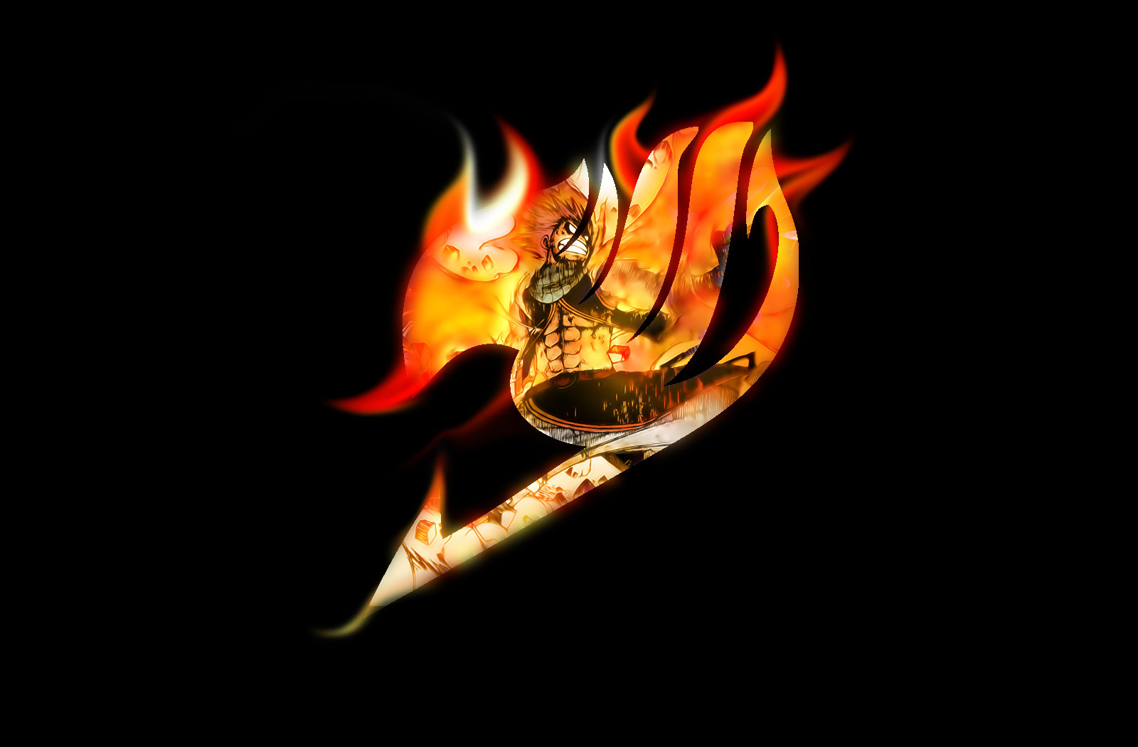 New 3d Wallpaper For Pc Fairy Tail Logo Wallpaper Pixelstalk Net