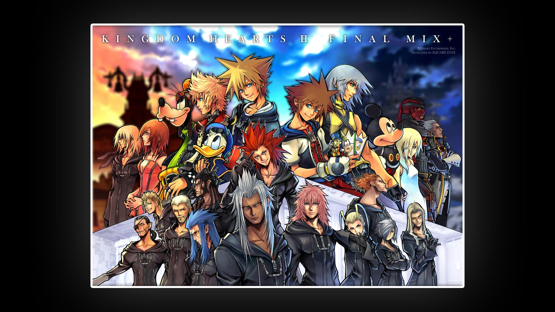 Animal Crossing Desktop Wallpaper Download Kingdom Hearts Hd Wallpapers Pixelstalk Net