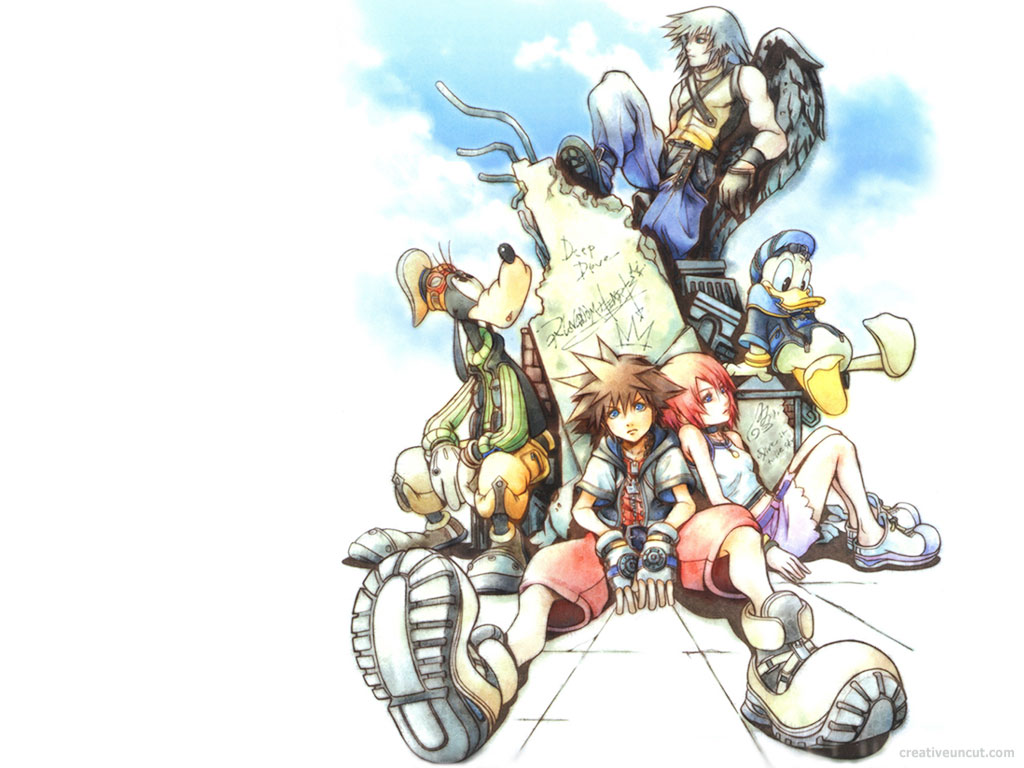 Free Inspirational Quotes Wallpaper Kingdom Hearts Wallpapers Hd Pixelstalk Net