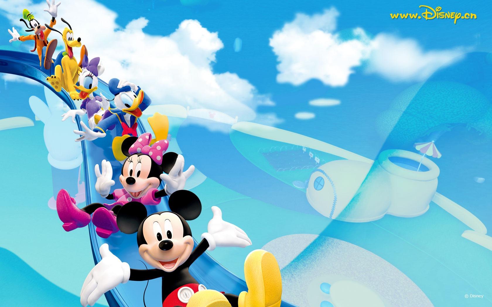 Free Wallpaper Download For Pc 3d Mickey Mouse Wallpaper Hd Pixelstalk Net