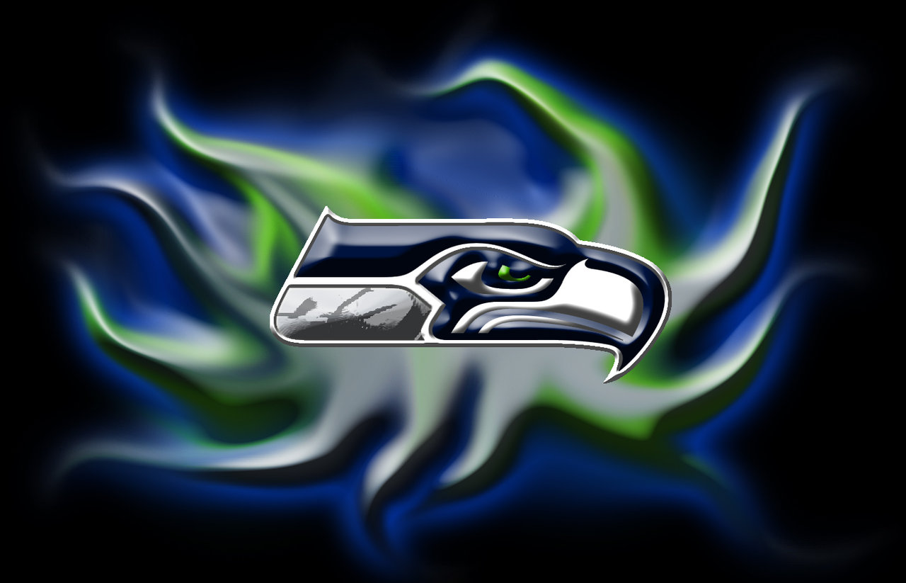 Dallas Cowboys 3d Wallpaper Seattle Seahawk Logo Wallpapers Pixelstalk Net