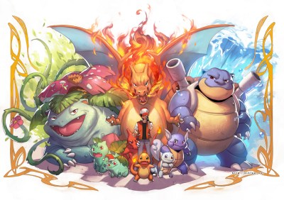 Cool Pokemon Wallpapers | PixelsTalk.Net