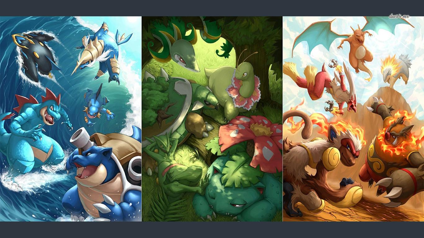 3d Pikachu Wallpaper Pokemon Wallpapers Hd Pixelstalk Net