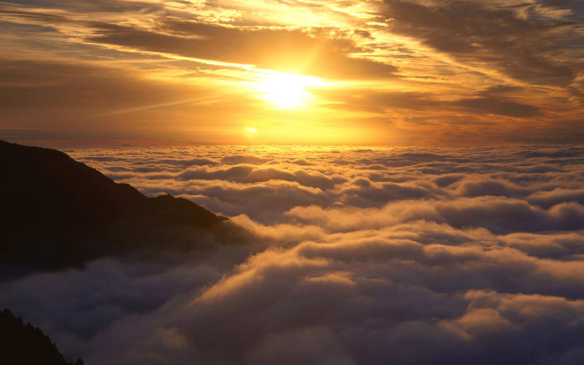 Mother Quote Wallpaper Sun And Clouds Wallpaper Pixelstalk Net